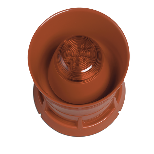 ZP755HAV-2R Horn Sounder/Visual Indicator (Red)