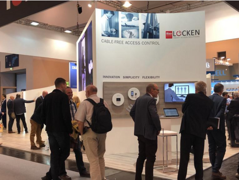 FS-Systems attends the Security Essen fair in Germany