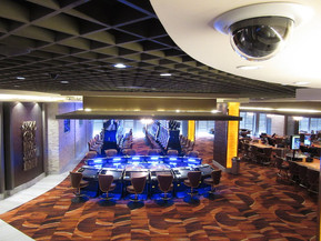 New HD IP Video Surveillance System for SUN International Casinos