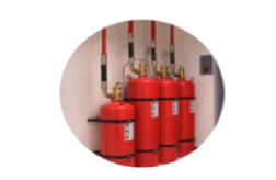Fire Suppression / Other: 10 Suppression Systems; Intercoms Fencing