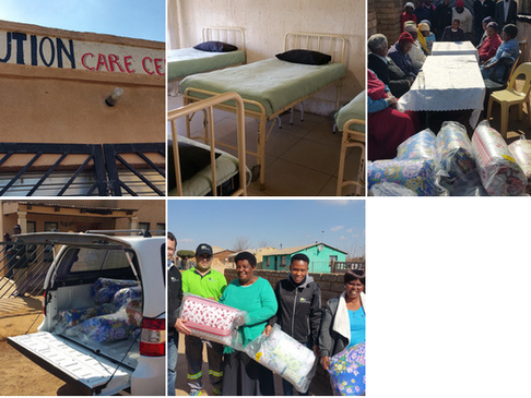 FS-Systems' 67 Minutes Contribution for Mandela Day 2016.