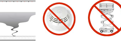 Innovative Fire Detection Solution for Woolworths Cold Storage Warehouses.