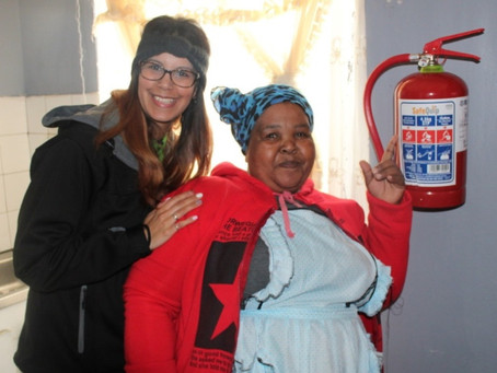FS-Systems protects pre-schools and childrens' lives in under-privileged communities for Mandela Day