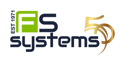 New Logo - FS Systems_50years_Final-02.p