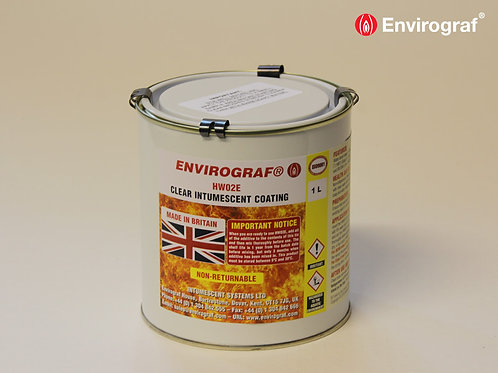 Envirograf Wood Intumescent Paint