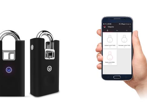 Sera4 Teleporte®, a Keyless Access Control Solution