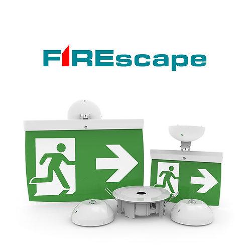 FIREscape Emergency Lighting System