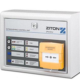 Ziton Addressable ECU Extinguishing Status Unit