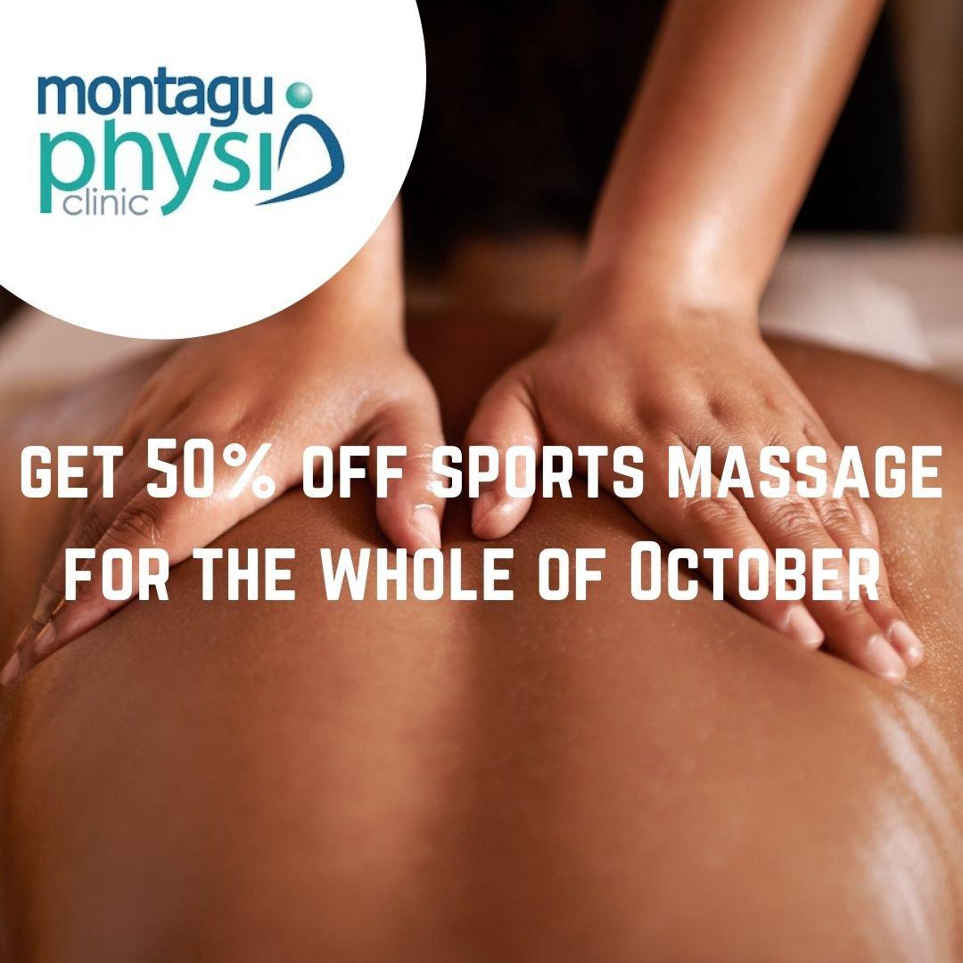 Sports Massage (30 Mins)
