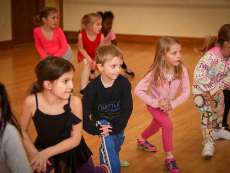 Raising Exceptional Kids Through Dance