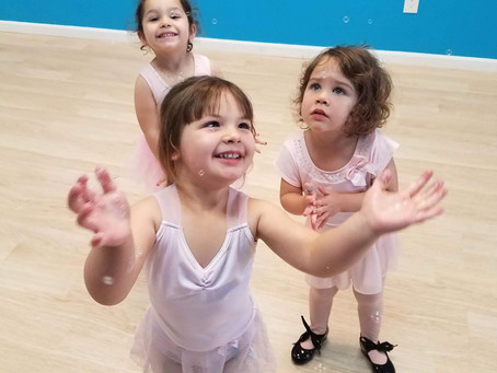 Baby and Preschool Dance Classes