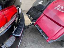 garbage can tow