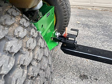 Combo hitch with pin hitch