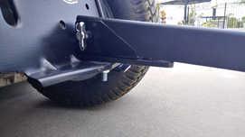 bolt on receiver mount