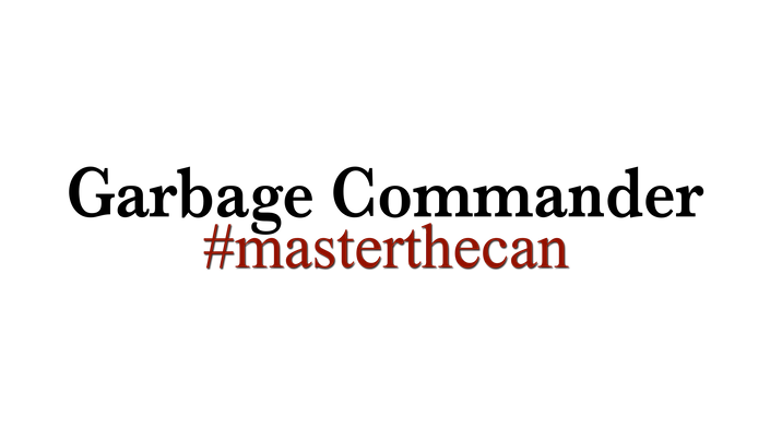 #masterthecan