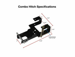Combo Hitch specs
