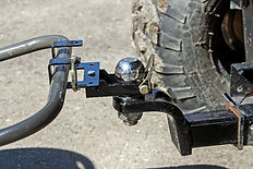 ball hitch converter