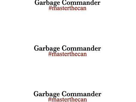 We are Garbage Commander
