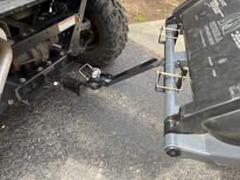 UTV with UBL-MT and can