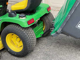 UBL-MT Bolt On with can green