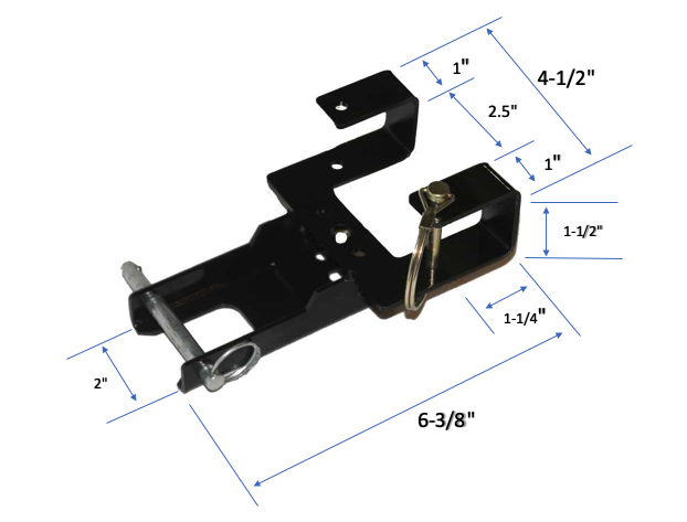 Combo Hitch specs