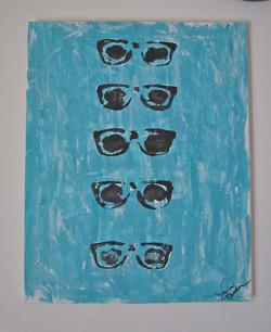 Audrey's Glasses