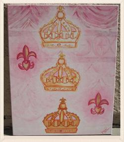 Crown Series: Antoinette