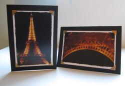 Travel Paris Greeting Cards