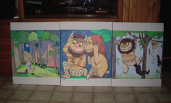 Where the Wild Things Are Collection