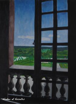 Window at Versailles