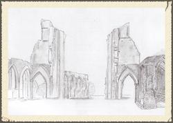 Glastonbury Sketch