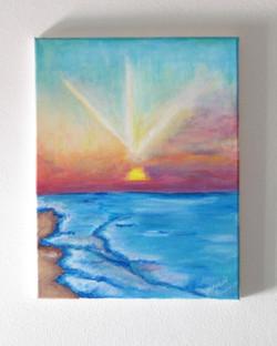 Debbie's Beach Sunset