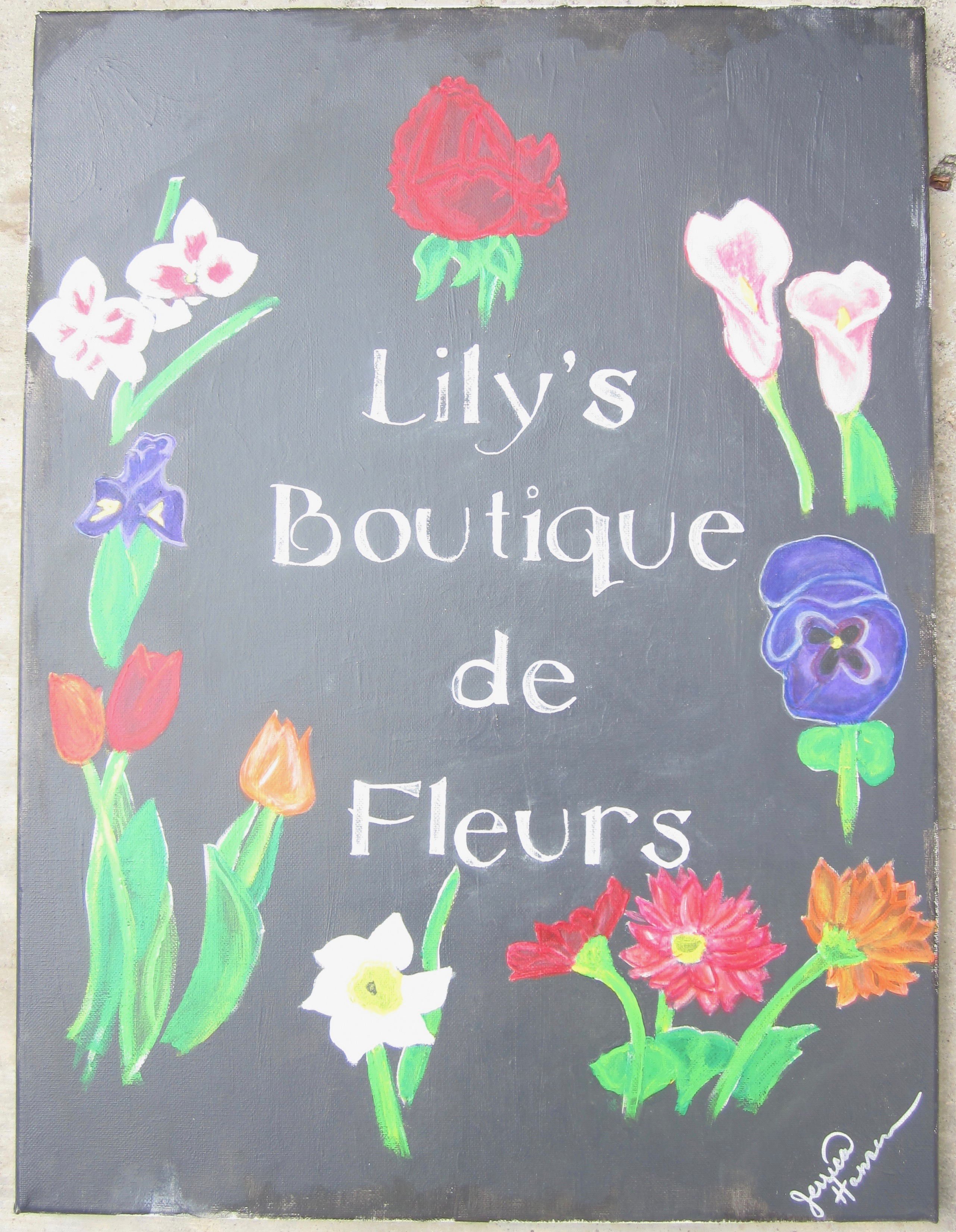 Lily's Flower Shop