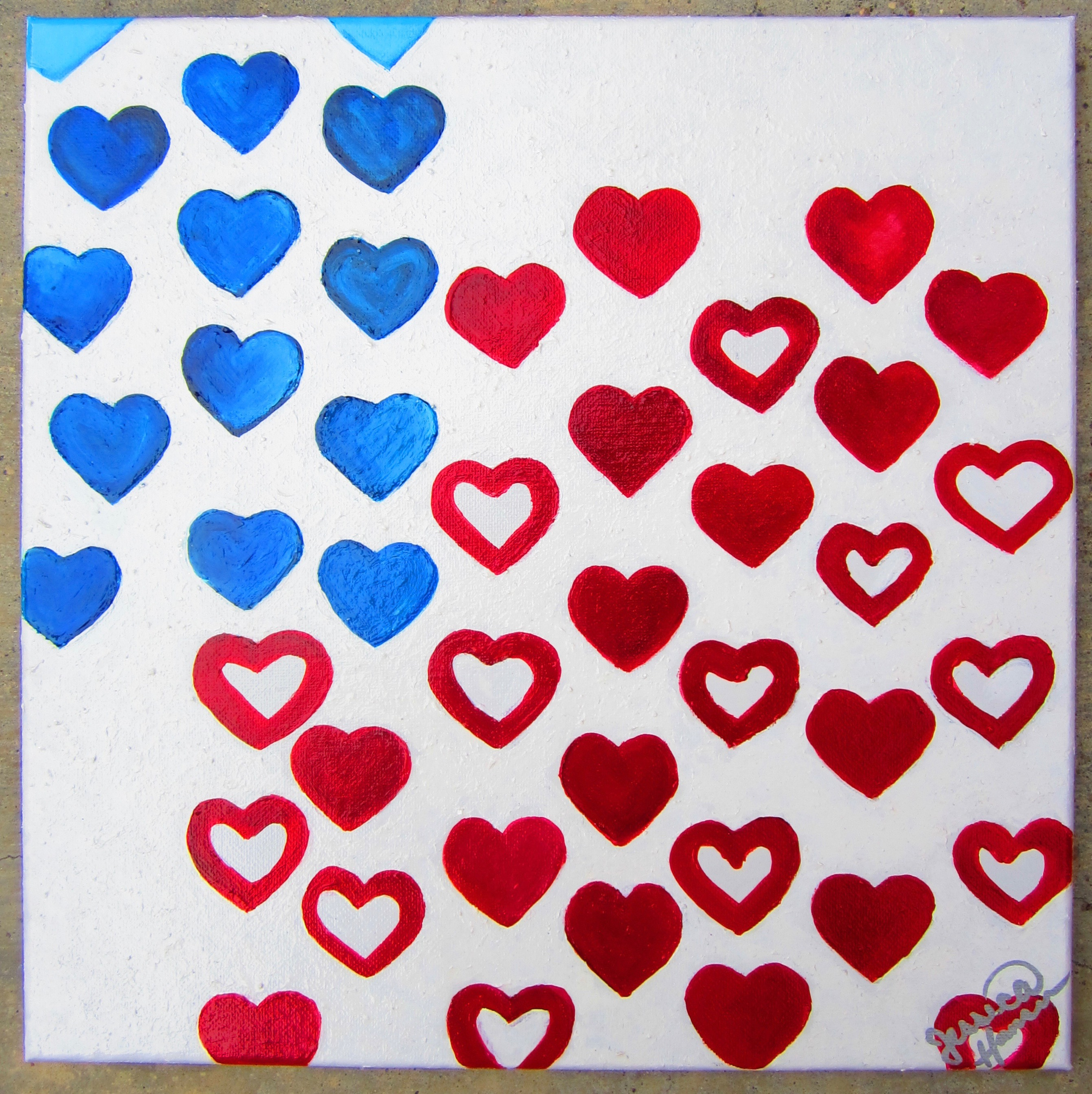 Love Series: Patriotic Love