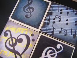 Music Coasters