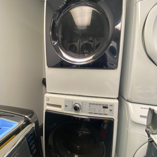 Kenmore Electric Laundry Set - $875