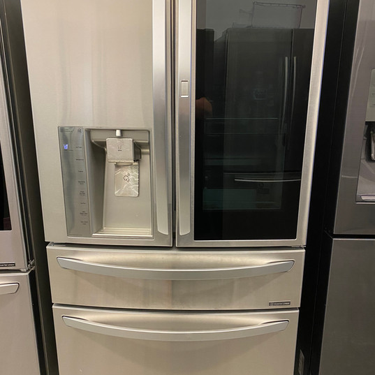 LG French Door - 4th Drawer - Instaview - $1500