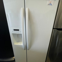 KENMORE WHITE SIDE BY SIDE - $399