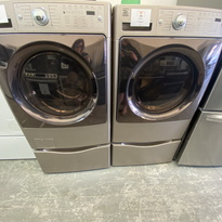 Kenmore Front Load Set - Gas - $850
