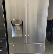 LG FRENCH DOOR WITH 4TH DRAWER - $1899 (#10D2D)