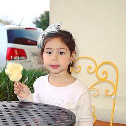 #lapaletteartisanpopbar #fruit #lapalette #orlando #handmade #instafood #kids #yellow #yummy #sweet