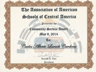 AASCA Community Service Award