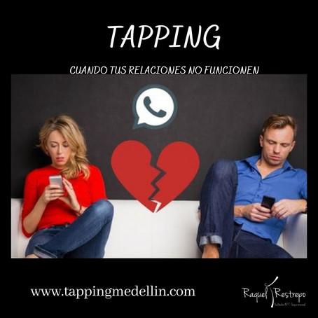 Tapping para cuando tus relaciones no funcionan