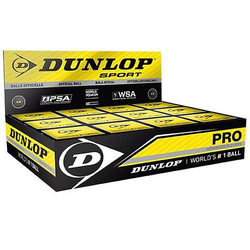 Dunlop Pro XX Squash Ball (dozen)