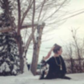 Calgary Mermaid, Kelsey Emily Yoga