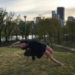 Wild Thing, Calgary, Kelsey Emily Yoga