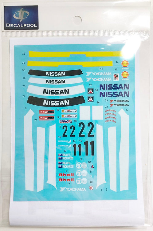 1/24 Nissan Skyline R32 GT-R Winfield Racing #1/2 ATCC '92