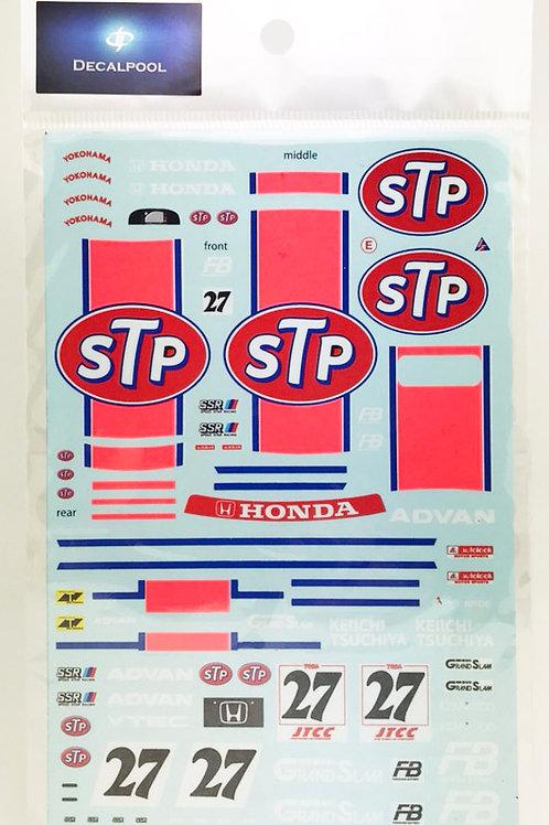 1/24 Honda Civic EG9 STP Team Keiichi Tsuchiya #27 JTCC '94