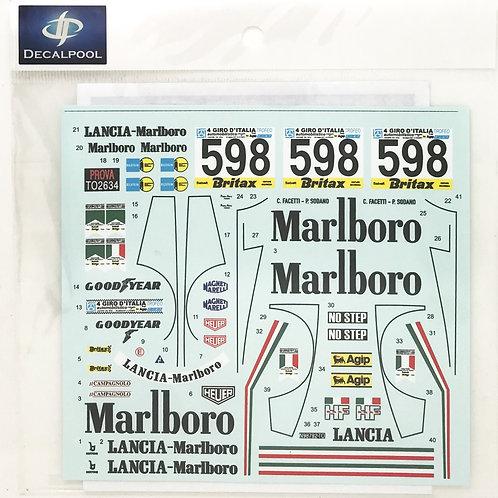 1/24 Lancia Stratos Turbo Tobacco '76 Giro D' Italia Gr.5