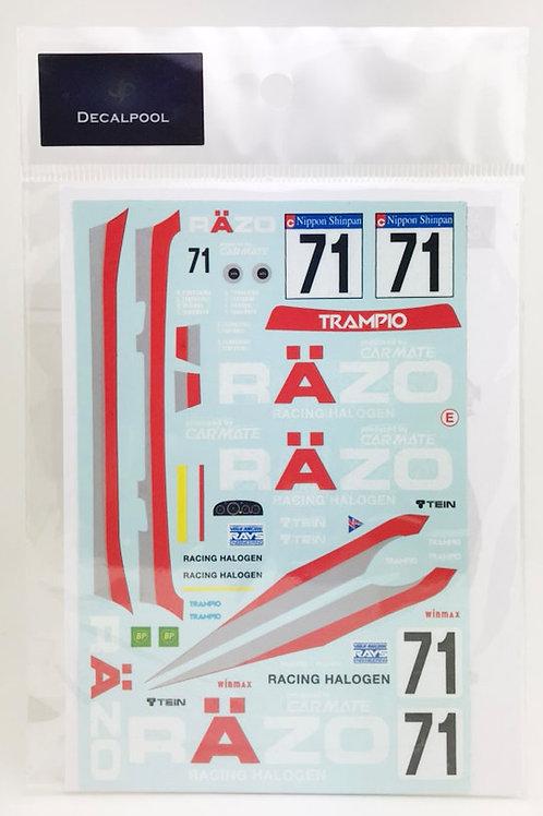1/24 Honda CIVIC EG6 RAZO N1 Endurance '92